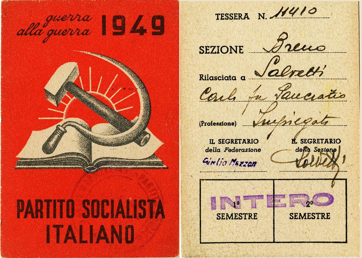tessera 1949