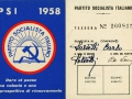 tessera 1958