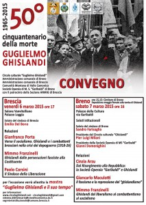 locandina finale convegno-cerimonia Ghislandi 6-7 marzo 2015