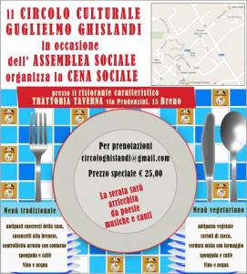 cena sociale assemblea 2015 Circolo Ghislandi_web