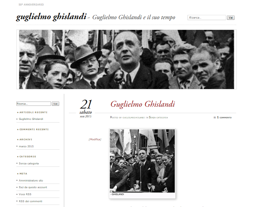 sito ghislandi