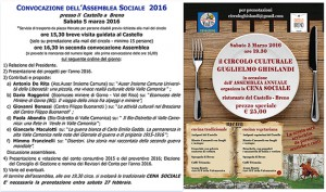 convocazione assemblea sociale Circolo Ghislandi _web