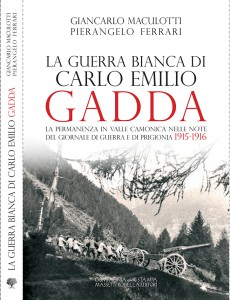 La Guerra bianca di Carlo Emilio GADDA _copertina