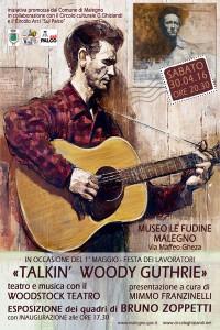 locandina Talkin' Woody Guthrie 30 aprile_Malegno e circolo Ghislandi _web