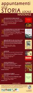 locandina appuntamenti con la storia Circolo Ghislandi maggio-giugno 2016