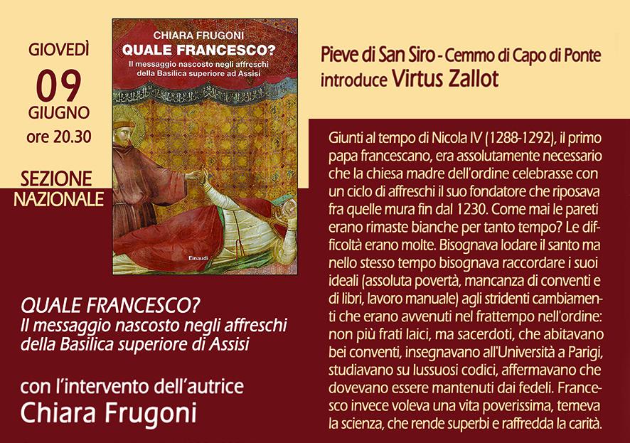 appuntamenti con la storia_9 giugno_quale francesco_frugoni